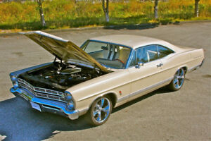1967 Ford Galaxie Coupe (2 door)