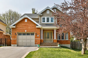 OPEN HOUSE-Modern cottage in Pointe-Claire with large yard!