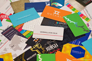 all kinds of printing: business cards, flyers, menu, carte visit
