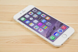 Apple iPhone 6 16GB - white