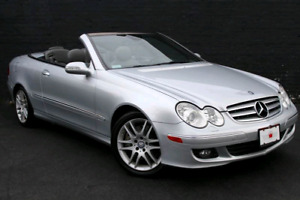 2008 Mercedes Benz CLK 350