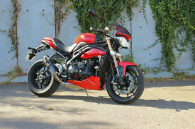 Triumph Speed Triple Naked