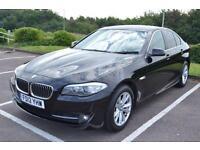2012 12 BMW 5 SERIES 2.0 520D SE 4DR AUTO 181 BHP DIESEL