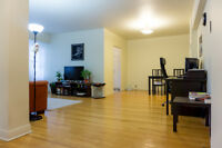 3½ XL! Bright, Spacious Large One Bedroom, Indoor Parking !