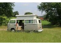 1978 Volkswagen Transporter Camper MPV Petrol Manual