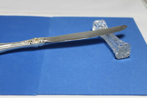 Set of 6 Knife Rests Brilliant Cut Clear Crystal excellent cond Kingston Kingston Area image 5