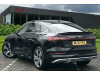 2021 Audi E-Tron portback S line 55 quattro 300,00 kW Auto Hatchback Electric Au