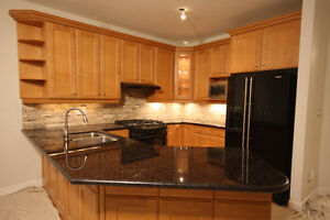 BEAUTIFUL KITCHEN CABINETS for sale.  Excellent condition!!!!