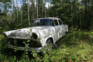 1955-6 Ford Cars for sale Prince George British Columbia image 4