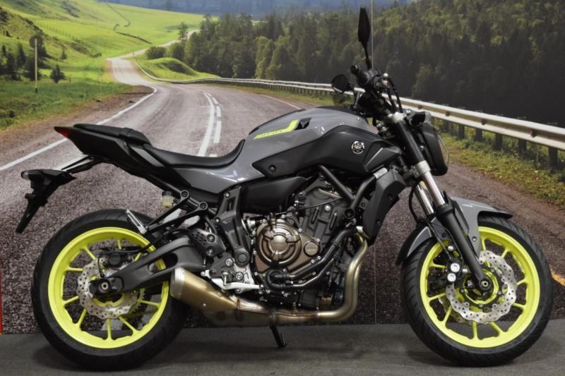 Bildresultat för Yamaha MT-07, 689 cc