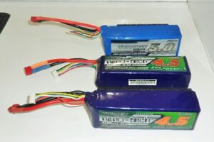 """RC planes/Airplanes LI-PO Batteries,Turnigy 5S 18.5V 5000mAmp"""