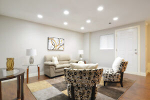 $1400/1br - 1100sqft - Large Basement Suite For Rent