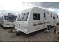 2012 Bailey Unicorn Pamplona 4 BERTH FIXED ISLAND BED