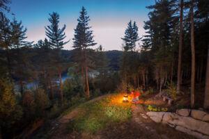 Terrain à vendre Développement Lac Jackson - LA BELLE VUE