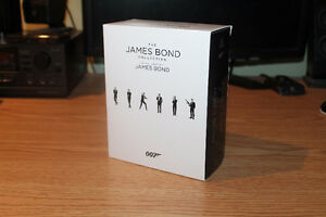 Blu-ray - Complete James Bond Collection (Including Spectre)