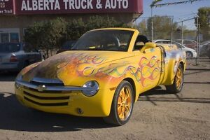 2004 Chevrolet SSR Custom Convertible