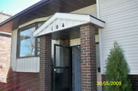 S.W. Woodbine Community, top floor, 3 bd. 2 bth.