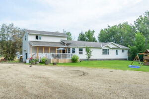 Acreage with shop for sale in Valleyview