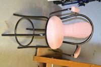 chaises de bar pivotantes