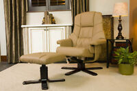 Leather Recliners! NEW with Same Day Delivery & Pickup!