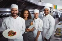 Cooks Needed - Pre Approval LMIA available