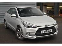 2015 Hyundai i20 1.2 SE (84PS) Petrol silver Manual