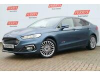 2019 Ford Mondeo 2.0 TiVct Titanium HEV 4dr Auto 187PS Saloon Petrol Automatic
