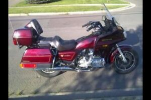 Goldwing 1986 interstate