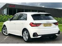 2020 Audi A1 Sportback S line 30 TFSI 116 PS 6-speed Hatchback Petrol Manual