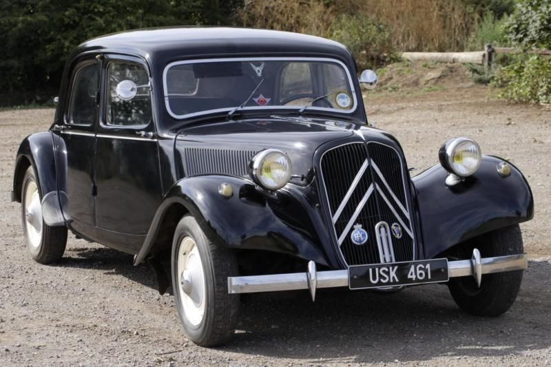 1953 citroen light 15 11b normale traction avant in grantham lincolnshire gumtree. Black Bedroom Furniture Sets. Home Design Ideas