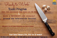 Ready to Work Youth Program