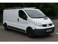 2.0 LL29 DCI 5D 90 BHP LWB DIESEL MANUAL PANEL VAN 2012