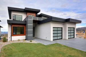Stunning Okanagan Brand New Home