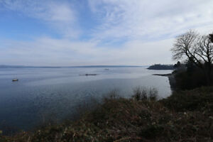 Ocean Front Lot Chemainus | .57 Acres