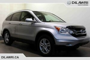 2011 Honda CR-V EX-L 4WD at