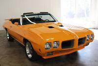 Miniature 5 Voiture Américaine de collection Pontiac GTO 1970