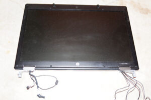 HP Probook 6550b complete LID assembly