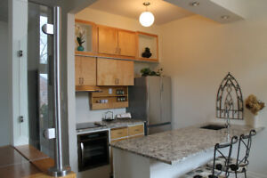 Downtown Loft condo -3 bedroom/1.5bath