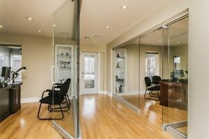 Bueatiful office space for rent in heart of Pte Claire village