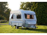 FREEDOM CARAVAN JETSTREAM FLARE BRAND NEW FOR 2018 LIGHTWEIGHT CARAVAN IN SILVER