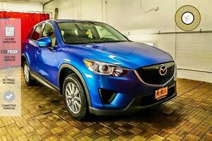 2014 Mazda CX-5 GS FWD at