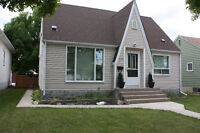House for rent in St. Boniface/Norwood East