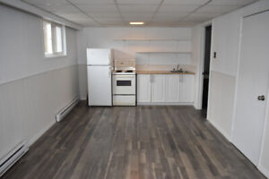 **Newly renovated Bachelor**  Wilson/Bloor.  Available Now/May 1