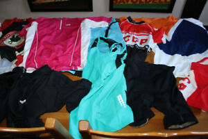 LOT 22 Cycling clothes Jerseys MAILLOT shorts Small XS Men Women
