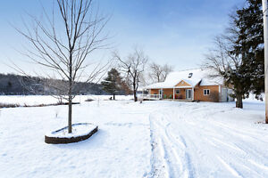 Shortts Lake- double wide lakefrontage home