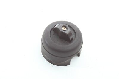 Alter Rotary Switch Turn-Switch Bakelite Exposed Light Switch