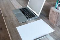 Services de rédaction et de révision