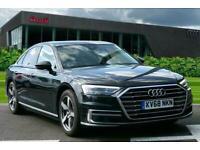 2018 Audi A8 55 TFSI quattro 340 PS tiptronic Saloon Petrol Automatic