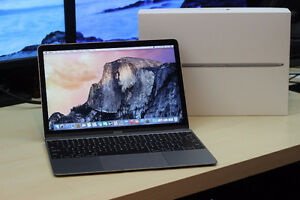 2015 Macbook - Space Grey (Retina)