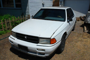 1991 Dodge Spirit (Ready for the Road) Good Looking Car